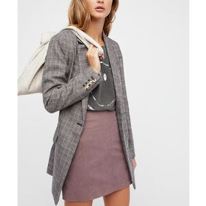 Free People Skirts - Free People Modern Femme Vegan Leather Skirt
